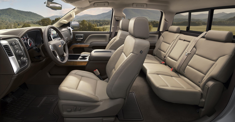 2016 Chevrolet Silverado 1500 Z71 Specs 2015 Chevy Equinox Interior Pressroom United States Images