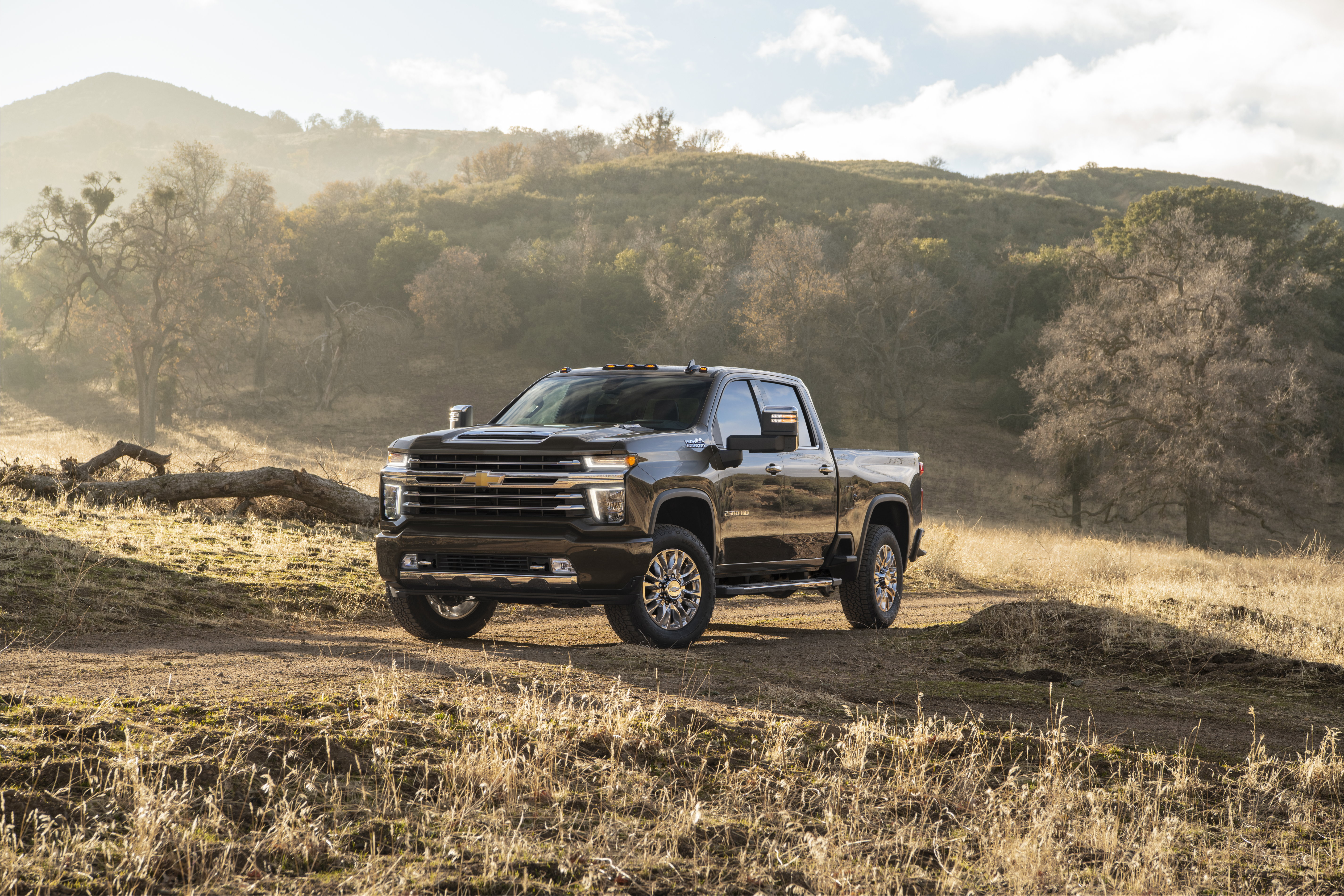 Chevrolet Debuts All-New 2020 Silverado HD