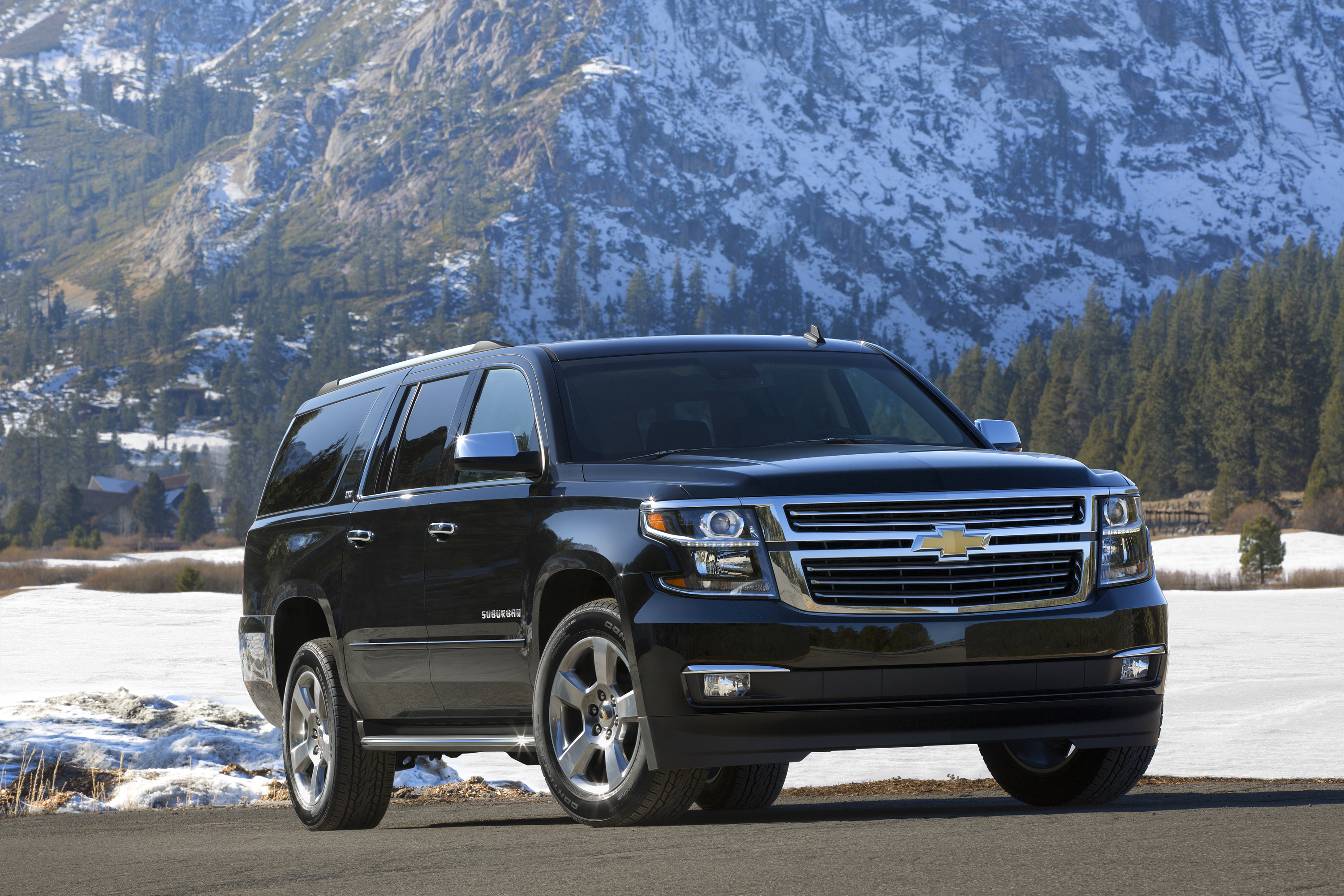 2015 Chevrolet Suburban Specifications on