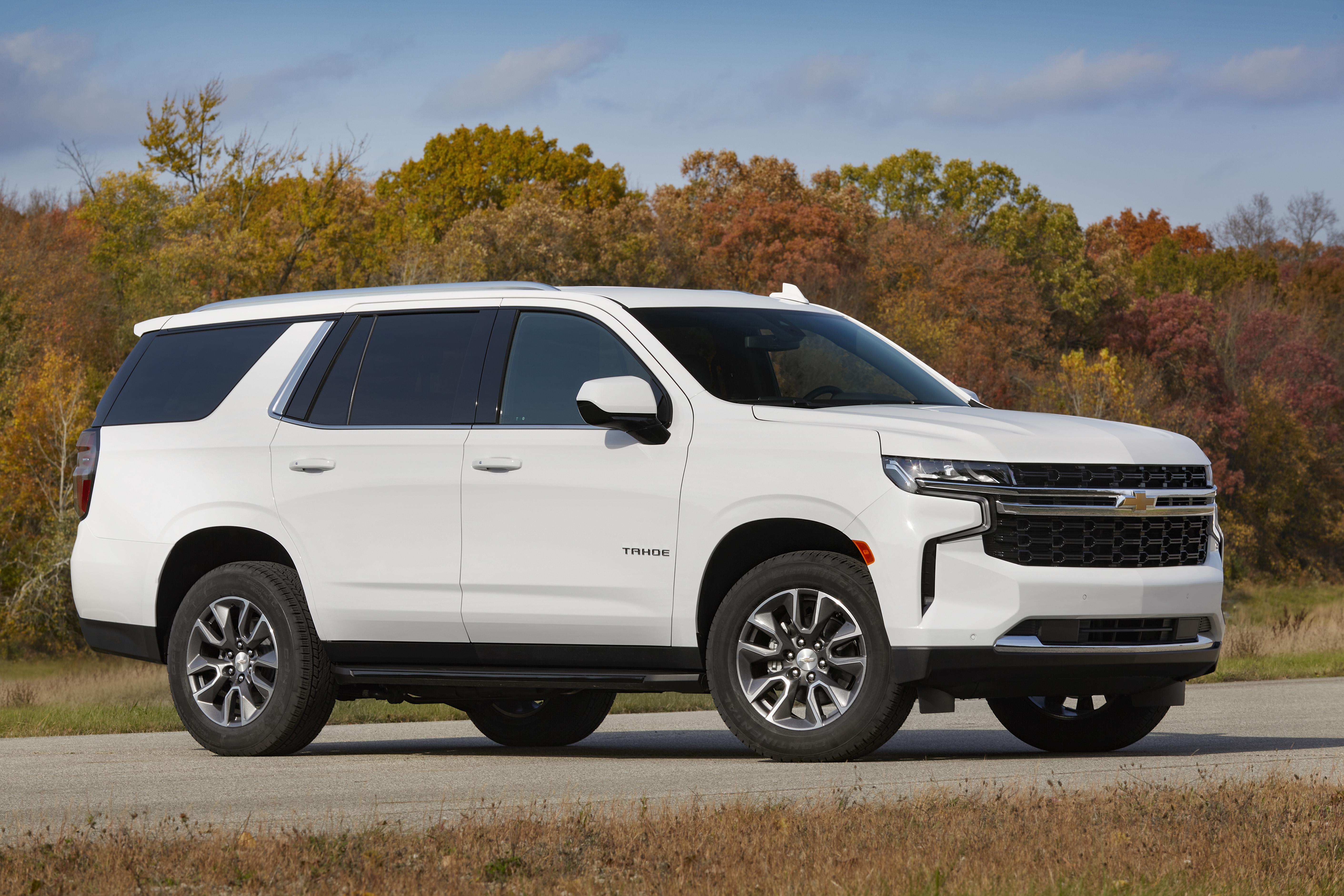 2021 Chevrolet Tahoe 3 0l Duramax Offers Class Leading Fuel Efficiency
