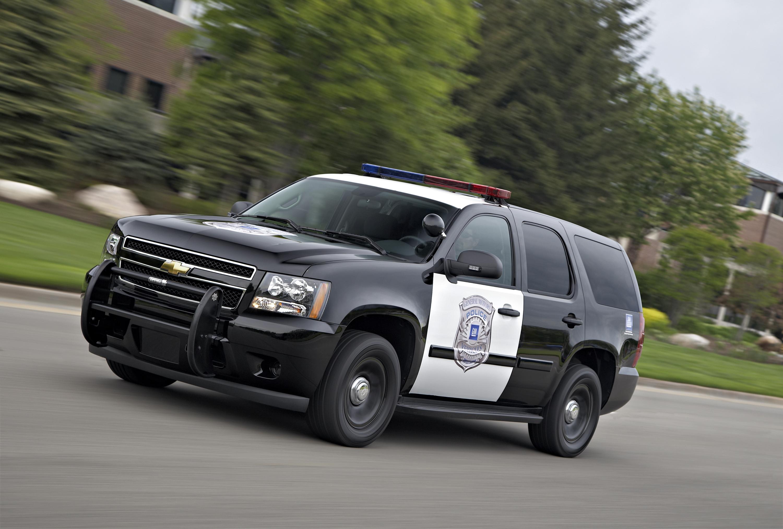 Chevrolet Pressroom - United States - Tahoe PPV