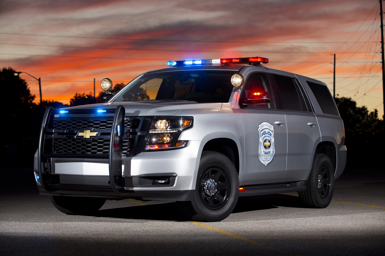 2015 Chevrolet Tahoe Police Pursuit Vehicle | 2014 Chicago Auto ...