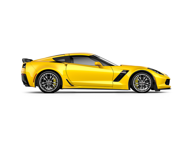 Chevrolet Pressroom - United States - Corvette Z06