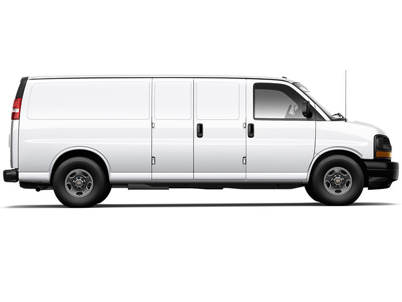 2017 Chevy Express 2500 Cargo Van >> Chevrolet Pressroom United States Express Cargo Van