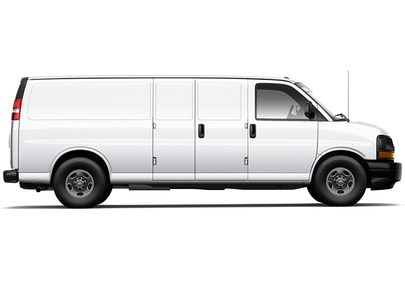 1998 chevrolet express 2500 towing capacity