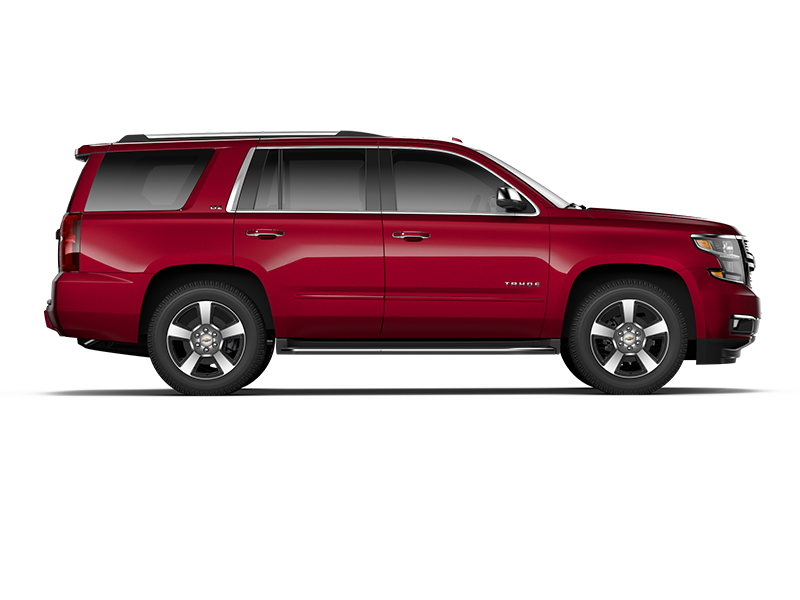 Chevrolet Pressroom United States Tahoe